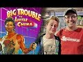 Macaulay Culkin's Pick: Big Trouble in Little China - Rental Reviews