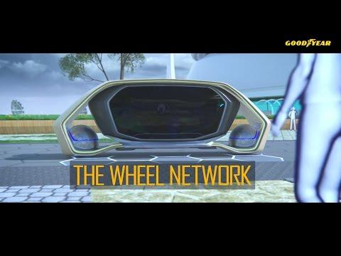 Goodyear Sphere Tire Concept - Eagle 360 Urban