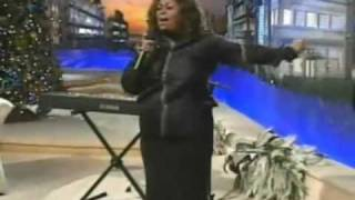 "Kim Burrell singing ""Have Faith In Me"" on TBN 11-30-2009.wmv"