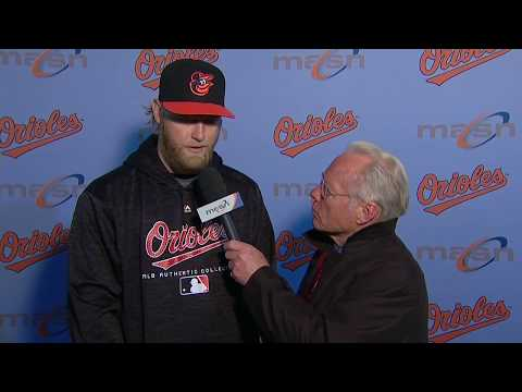 Andrew Cashner and Adam Jones on righty's second start with O's