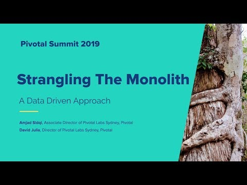 Sydney - Strangling the Monolith - David Julia & Amjad Sidqi