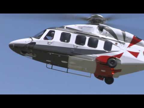 AW189 Inflgiht
