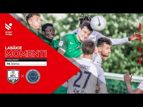 BFC Daugavpils Riga FC Goals And Highlights