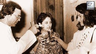 Rajesh Khanna's Most Talked Affair With Anju Mahendru