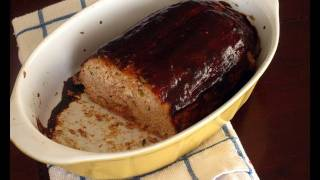 Chicken Meatloaf And A Little Bit About Me -- The Frugal Chef