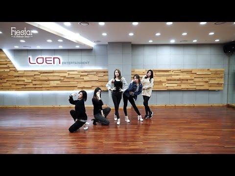 FIESTAR 'Mirror' Dance Practice (피에스타 'Mirror' 안무 연습 영상)