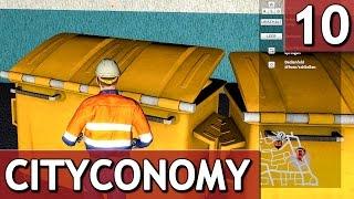 CityConomy #10 ALLES NEU nach dem PATCH Stadt Service Simulator