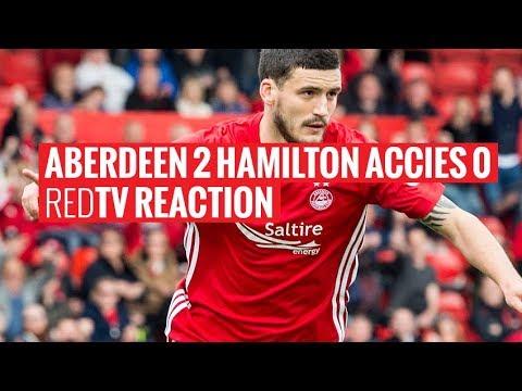 Anthony O'Connor & Greg Tansey | Hamilton Accies Reaction
