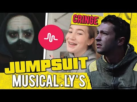 THE WORST JUMPSUIT MUSICAL.LY'S ! CRINGE COMPILATION (scary)