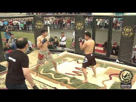 Brutal KO Finish! Arman Ashimov (Kazakhstan) vs Mongbat Myagmar (Mongolia)