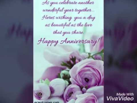 Happy Anniversary Bro N Vadina Youtube