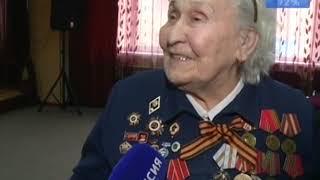 Женщинам-ветеранам Великой Отечественной войны вручили юбилейные медали в Иркутске