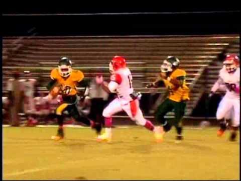 2013 Clover Hill High School Varsity Football vs Monacan