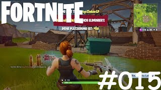 Let's Play Fortnite #015 [Deutsch] [HD] [PS4 PRO] - WTF mein Aim