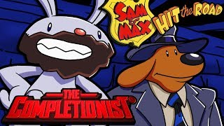 Sam & Max: Hit the Road | The Completionist | New Game Plus