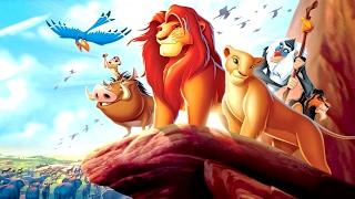 КОРОЛЬ ЛЕВ. Дисней.The Lion King.Disney аудио сказка:Сказки на ночь.Слушать сказки онлайн