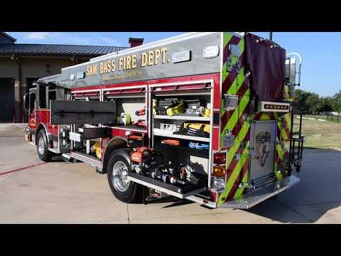 Truck Walk-Around: Sam Bass Pierce Dash CF PUC Pumper