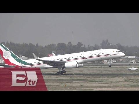 """Así luce el nuevo avión presidencial """"José María Morelos"""" / Martín Espinoza"""