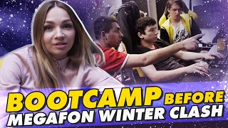 NAVI DOTA 2 Bootcamp before MEGAFON WINTER CLASH