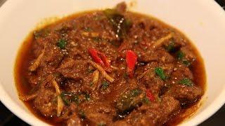 """ Fijian Indian Meat Curry "" Bajias Cooking"