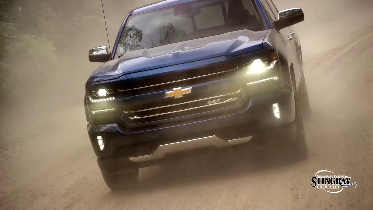 :06 Bumper   Stingray Chevrolet Plant City, FL