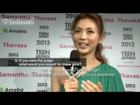 Kat DeLuna FashionTV ASIA - 2RLive