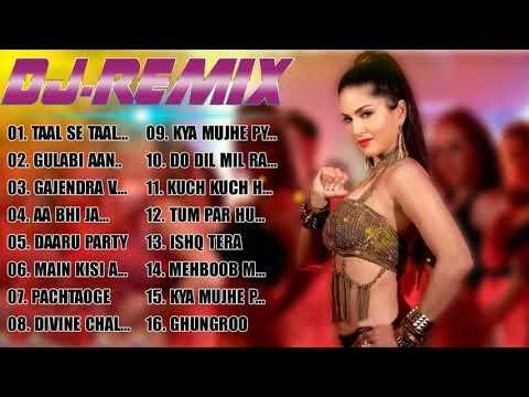 Hindi Songs - Hindi Remix Songs - Latest Bollywood Remix Songs - Non Stop Hindi Songs - Indian Music