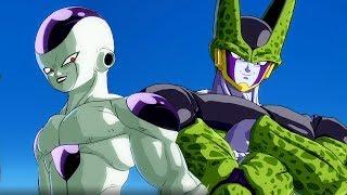 Dragon Ball FighterZ (Guerreros Enemigos) - Pelicula completa sub Español 2018 - PS4