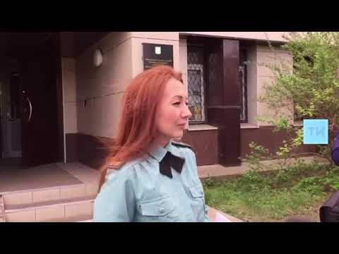 Судебные приставы в Казани рано утром постучались в квартиры должников по алиментам