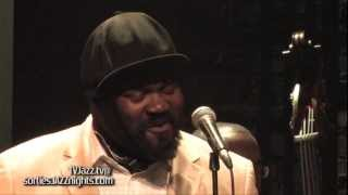 Gregory Porter - Painted on Canvas - TVJazz.tv