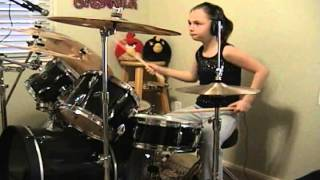 """Baixar Cheap Trick """"Surrender"""" A drum cover by Emily"""