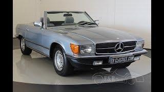 Mercedes-Benz 280 SL Cabriolet 1983 -VIDEO- www.ERclassics.com