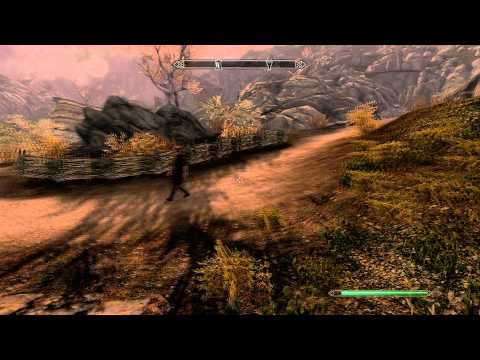 The Elder Scrolls V Skyrim - Silver Ore Mines