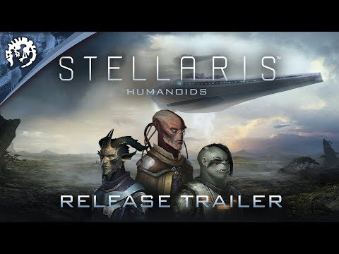 Stellaris - Humanoids Species Pack:...