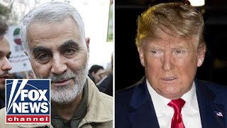 'The Five' panel gets heated over Trump's Soleimani airstrike