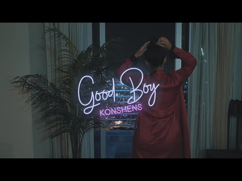 Konshens - Good Boy (Official Lyric Video) | Sexting Riddim | Dancehall 2019