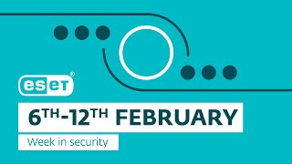 ESET's Q4 2020 threat report is out – Week in security with Tony Anscombe