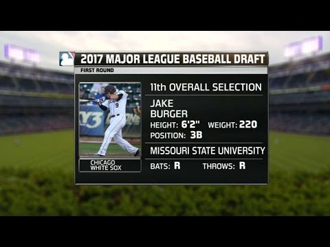 BAL@CWS: Hostetler discusses Jake Burger, Draft