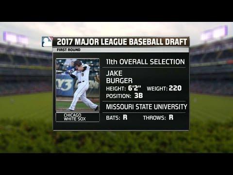 BAL@CWS: Hostetler discusses Jake Burger, Draft