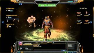 Baixar SMITE | Agni Win Screen