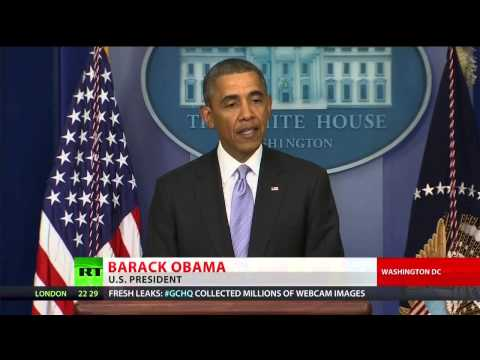 Obama, Putin speak about Ukraine