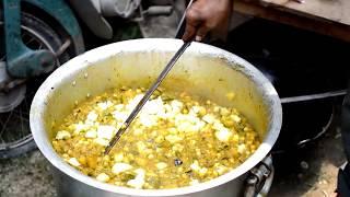 unedited जानिए हलुवाई का सीक्रेट कैसे बनाते है भंडारे में सब्जी   secret of haluvai making vegitable