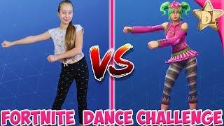 FORTNITE DANCE CHALLENGE In Real Life. Дети ПРОТИВ Родителей Kids vs Parents Кто круче танцует
