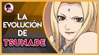 Naruto: Historia y Evolución de TSUNADE