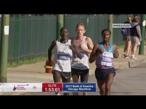 Chicago Marathon 2017 - Full Race