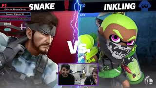 Welfare Pickles (Snake) vs RGScompany (Inkling) - Paragon 4 Ultimate Singles