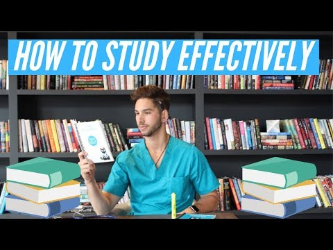How To Study Effectively | Studying & Exam Tips | Dr. Jay Feldman