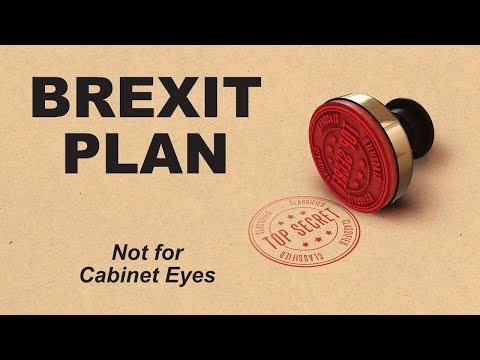 Theresa May Misled Everyone and ran a Brexit 'Star Chamber'!