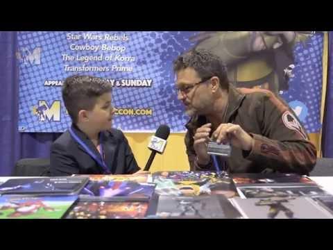CONversations with Reagan Parker: Steve Blum