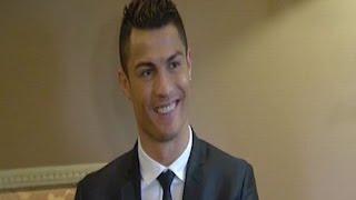 Cristiano Ronaldo confirma su ruptura con Irina